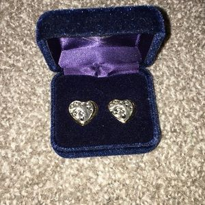 Montana Silversmith matching necklace & earrings